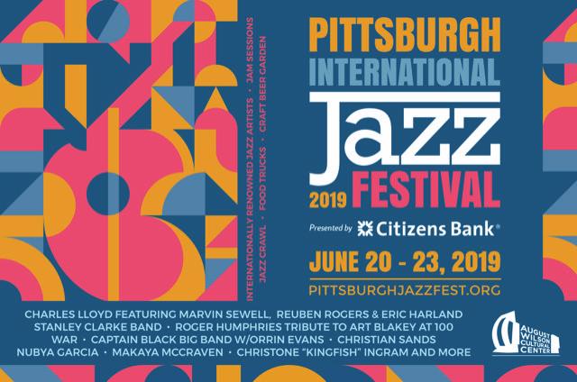 Pittsburgh International Jazz Festival 2019