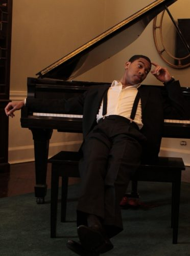 Christian Sands High Wire Trio